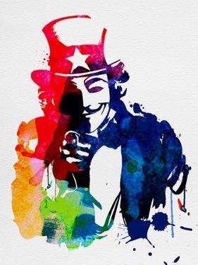 Anonymous Wants You by Lora Feldman
