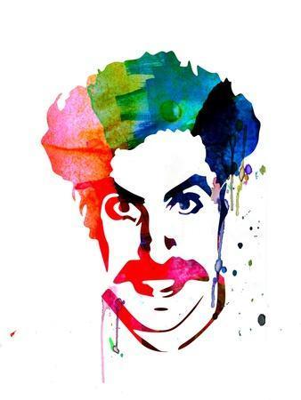 Borat Watercolor