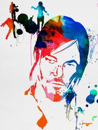 Dead Watercolor