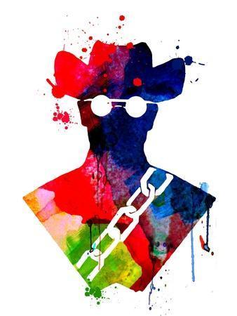 Django Watercolor