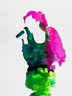 Gwen Watercolor by Lora Feldman