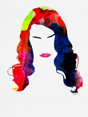 Lana Watercolor by Lora Feldman