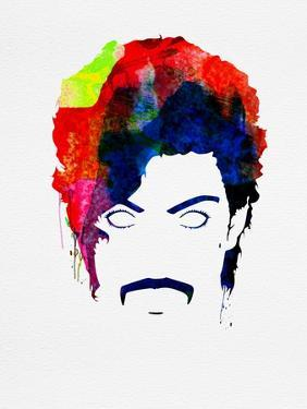 Prince Watercolor by Lora Feldman