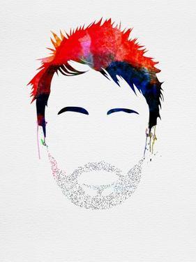 Thom Watercolor by Lora Feldman
