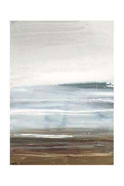 Blue Field by Lora Gold