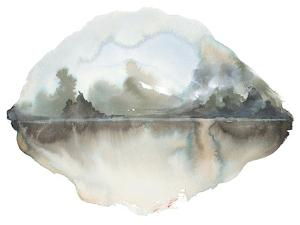 Dreamy Landscape by Lora Gold