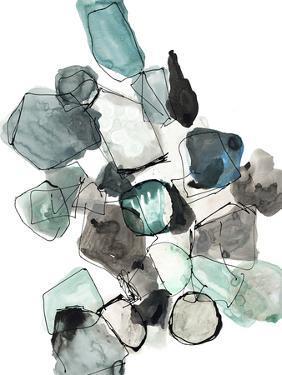 Geometric Pools by Lora Gold