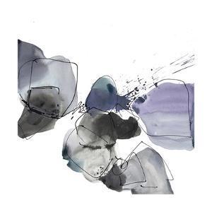 Liquid Stone 1 by Lora Gold