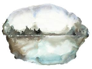 Watery Landscape by Lora Gold