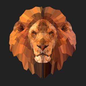 Lion by Lora Kroll