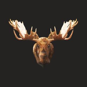 Moose by Lora Kroll