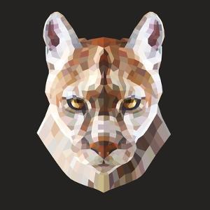 Mountain Lion by Lora Kroll