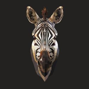 Zebra by Lora Kroll