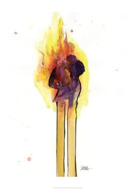 Love Burns 1 by Lora Zombie