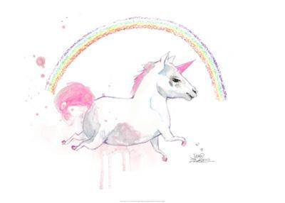 Old Unicorn by Lora Zombie