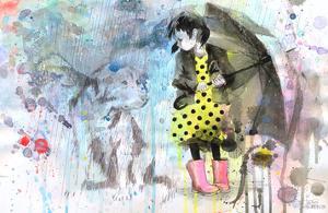Rain Dog by Lora Zombie