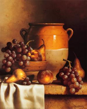 Confit Jar with Bowl by Loran Speck