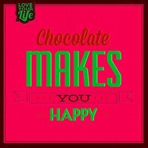 Chocolate 1 by Lorand Okos