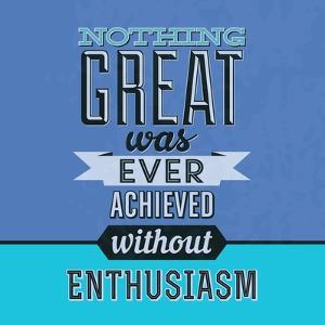 Enthusiasm 1 by Lorand Okos