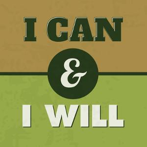 I Can and I Will 1 by Lorand Okos