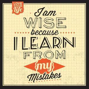 I'm Wise by Lorand Okos