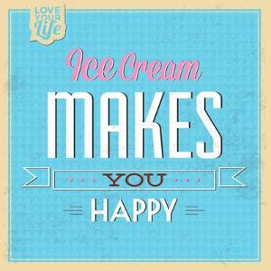 Ice Cream by Lorand Okos