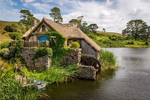 Lord of Ring Hut New Zealand