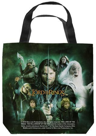 Lord Of The Rings - Hero Group Tote Bag