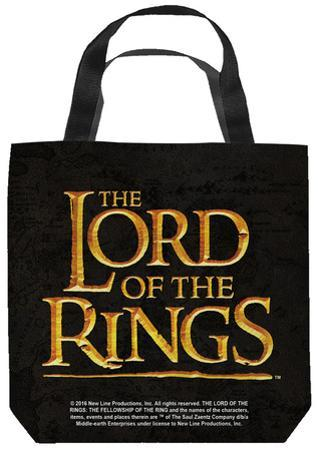 Lord Of The Rings - Lor Logo Tote Bag
