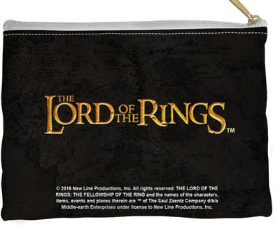Lord Of The Rings - Lor Logo Zipper Pouch