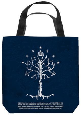 Lord Of The Rings - Tree Of Gondor Tote Bag