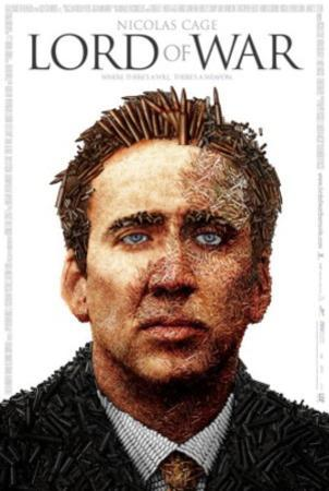 Lord of War (Nicolas Cage) Movie Poster