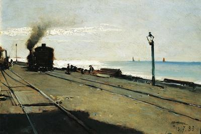 Train, 16 July 1883