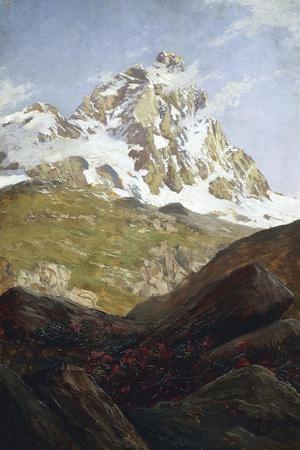 View of Matterhorn