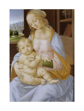 The Virgin and Child, 15th-16th Century
