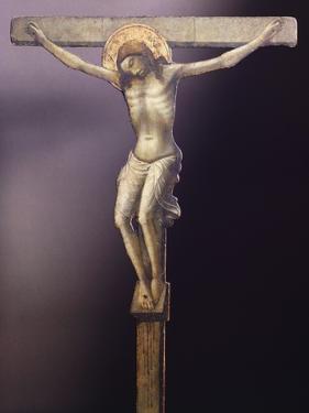 Crucifix by Lorenzo Monaco