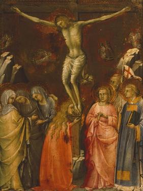 Crucifixion by Lorenzo Monaco