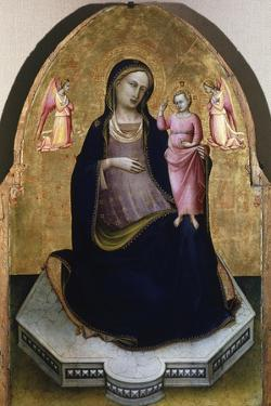 Madonna of Humility by Lorenzo Monaco