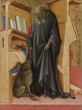 Saint Jerome by Lorenzo Monaco