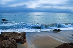 Zuma Beach by Lori Hutchison