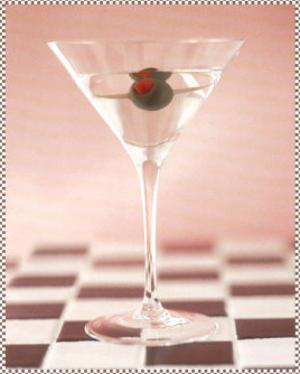 Pink Martini by Lorie Miles