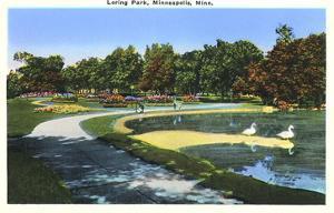 Loring Park, Minneapolis, Minnesota