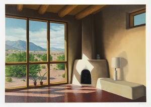 Fireplace by Lorna Patrick