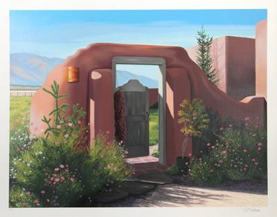 Grey Gate by Lorna Patrick