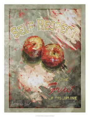 Self Respect by Lorraine Vail