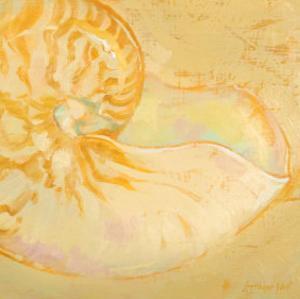 Shoreline Shells I by Lorraine Vail