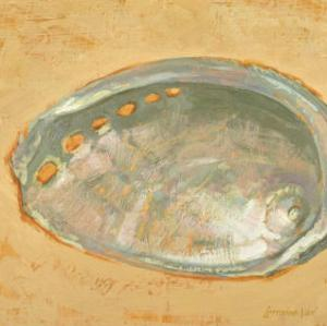 Shoreline Shells III by Lorraine Vail