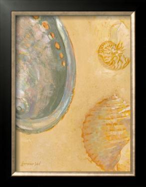 Shoreline Shells V by Lorraine Vail