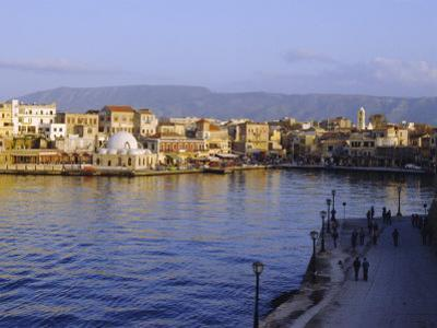 Chania, Crete, Greece, Europe