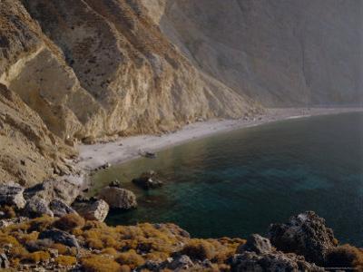 South Coast Near Chora Sfakian (Khora Sfakion), Crete, Greece, Europe
